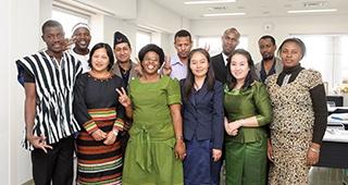 教員の国際活動