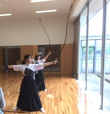 2017.07.11②弓道場安土補修工事