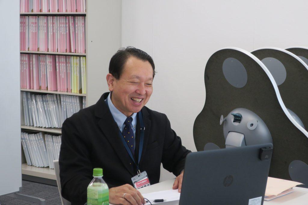 2021.3.23春のオンラインオープンキャンパス報告(個別相談会-1)山本早央里