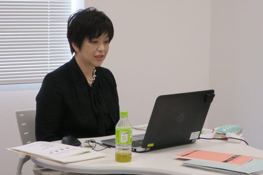 2021.3.23春のオンラインオープンキャンパス報告(個別相談会-2)山本早央里